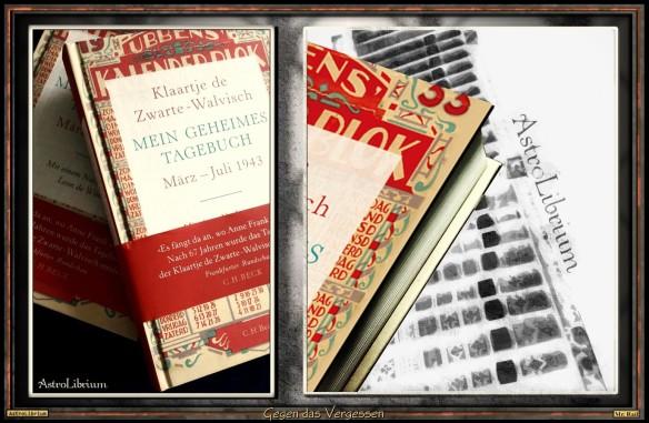 Mein geheimes Tagebuch von Klaartje de Zwarte-Walvisch