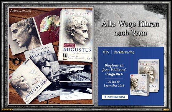 Augustus von John Williams - Die Blogtour
