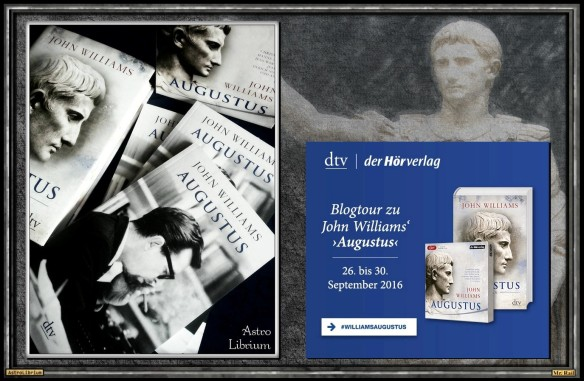 Augustus von John Williams - Die Blogtour - Ein Giveaway