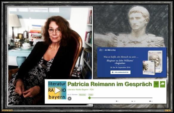Augustus - Patricia Reiman - Cheflektorin von dtv im Gespräch