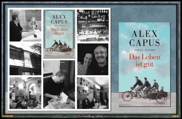 Das Leben ist gut von Alex Capus