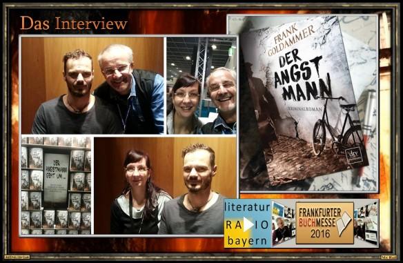 Der Angstmann - Das Interview mit Frank Goldammer