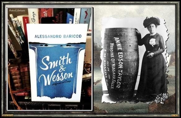 Smith & Wesson von Alessandro Baricco - Abwärts in den Strom