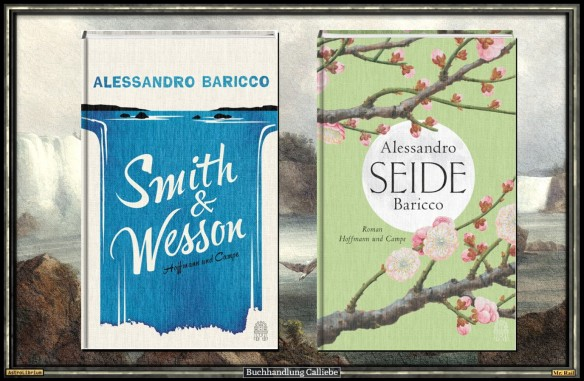 Smith & Wesson und Seide von Alessandro Baricco