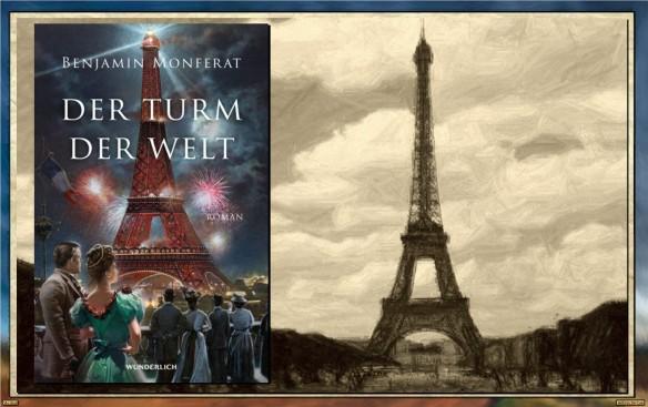 Der Turm der Welt von Benjamin Monferat