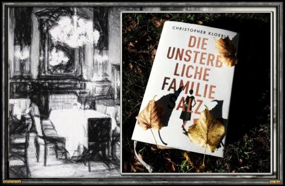 Die unsterbliche Familie Salz von Christopher Kloeble