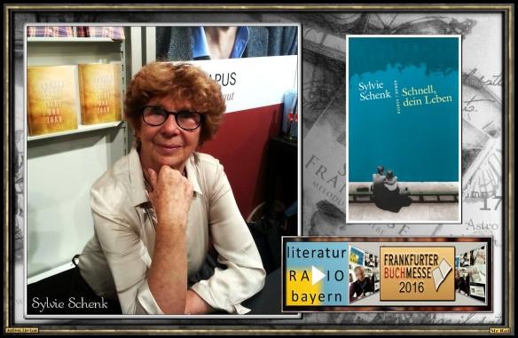 Sylvie Schenk - Das Buchmesse-Interview...