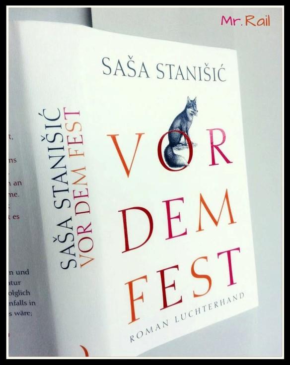 Saša Stanišić - Vor dem Fest - Astrolibrium