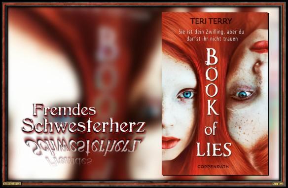 Book of Lies von Teri Terry