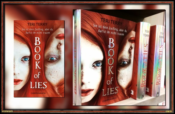 Book of Lies von Teri Terry