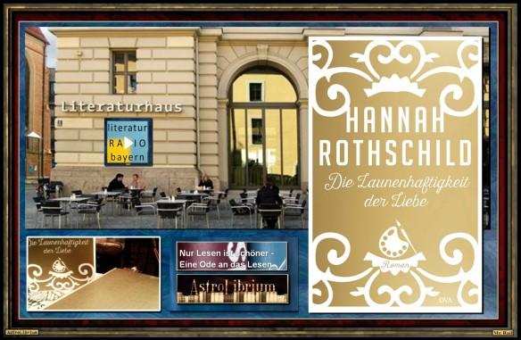 Die Launenhaftigkeit der Liebe von Hannah Rothschild - Astrolibrium