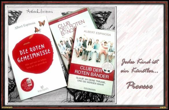 Der Club der roten Bänder und die roten Geheimnisse