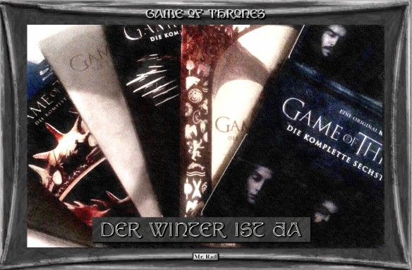 Game of Thrones - Hier geht es weiter...