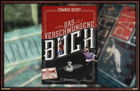 Das verschwundene Buch - Edward Berry