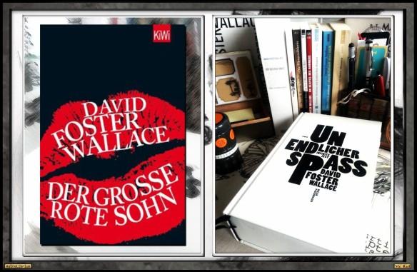 Der große rote Sohn - David Foster Wallace