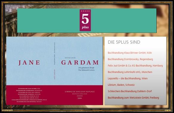 Die geheimen Briefe von Jane Gardam - Edition 5 Plus