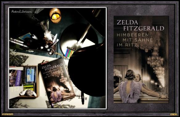 Himbeeren mit Sahne im Ritz - Zelda Fitzgerald