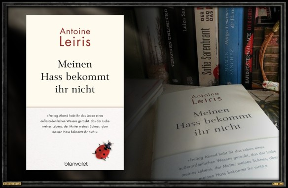 Meinen Hass bekommt ihr nicht - Antoine Leiris