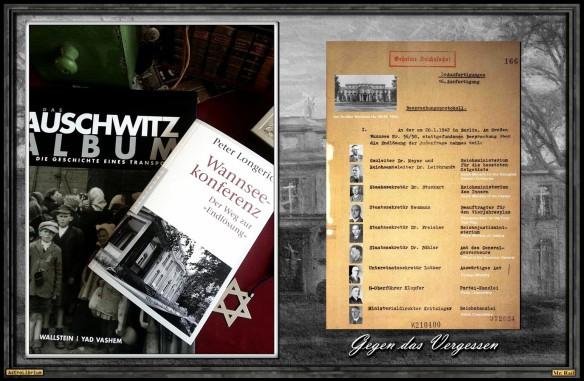 Ohne Wannseekonferenz kein Todeslager Auschwitz-Birkenau