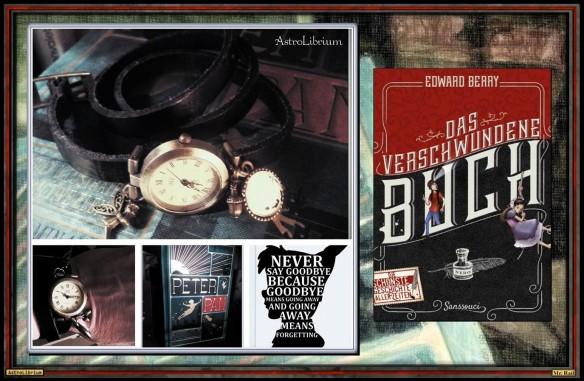 Das verschwundene Buch - Edward Berry - Das Pan-Jahr beginnt...