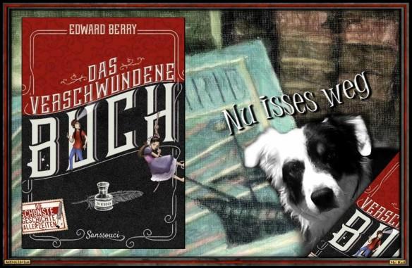 Das verschwundene Buch - Edward Berry - Auch Flocke hat vergeblich gesucht...