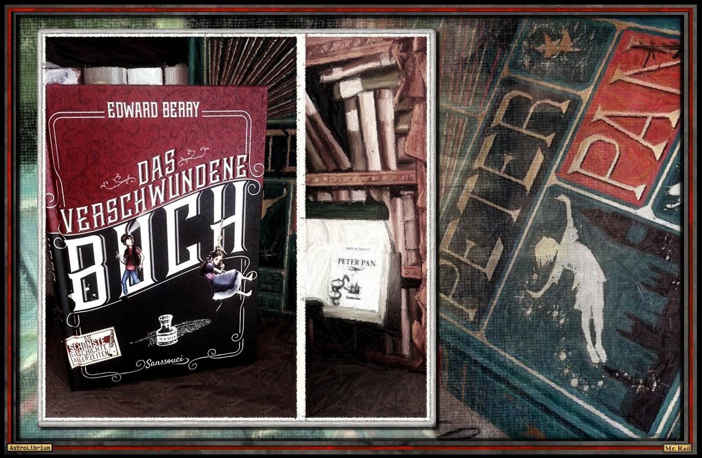 Bücher über Bücher Astrolibrium