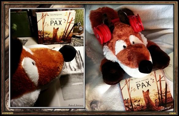 Mein Freund Pax von Sara Pennypacker - Astrolibrium