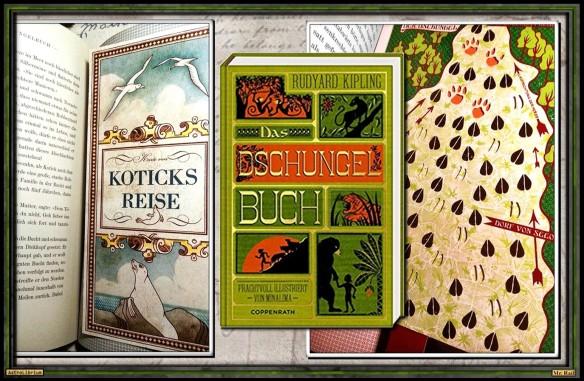 Das Dschungelbuch von Rudyard Kipling - AstroLibrium