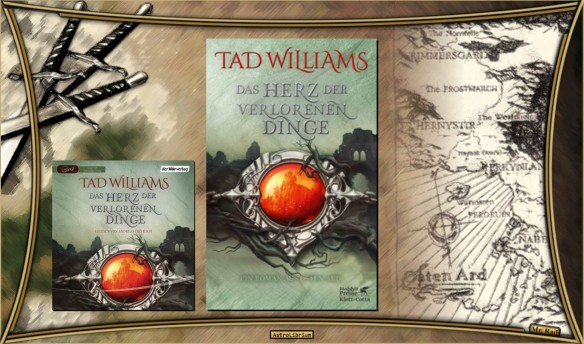 Das Herz der verlorenen Dinge von Tad Williams