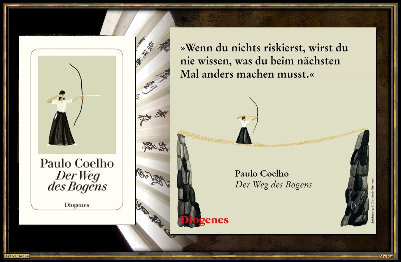 Paulo Coelho Astrolibrium