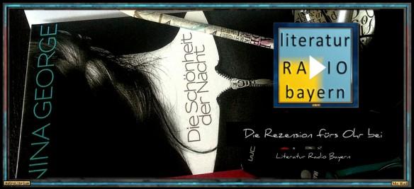 Die Schöheit der Nacht - PodCast bei Literatur Radio Bayern - AstroLibrium