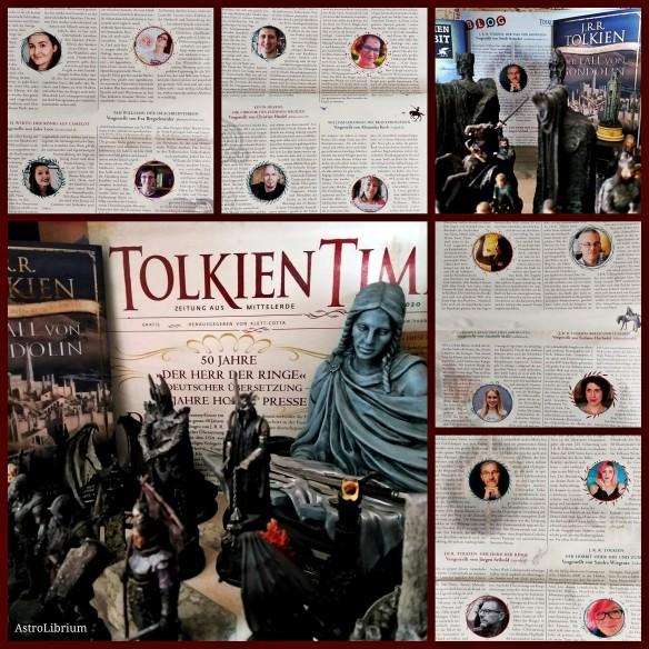 Tolkien Times 2019 / 2020 mit Blogger-Spezial zum 50. Jubiläum - Astrolibrium