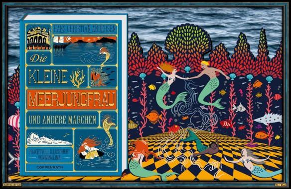 Die kleine Meerjungfrau von Hans Christian Andersen - AstroLibrium