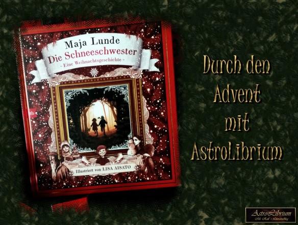 Die Schneeschwester von Maja Lunde - AstroLibrium