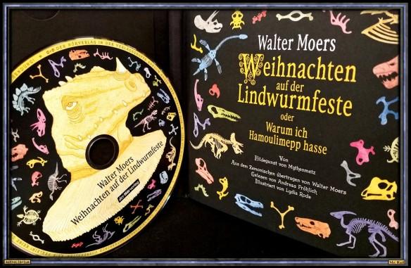 Weihnachten auf der Lindwurmfeste von Walter Moers - AstroLibrium