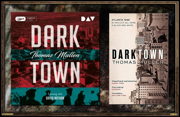 Darktown von Thomas Mullen - AstroLibrium