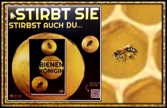 Die Bienenkönigin von Claudia Praxmayer - AstroLibrium