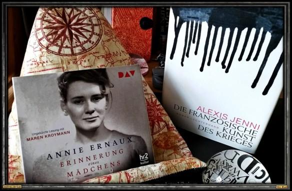 Erinnerung eines Mädchens - Annie Ernaux
