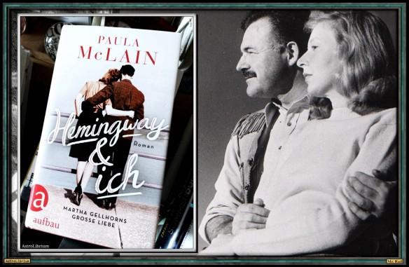 Hemingway & ich von Paula McLain - AstroLibirum