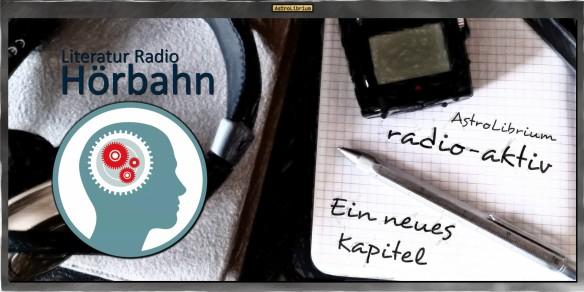 AstroLibrium und Literatur Radio Hörbahn