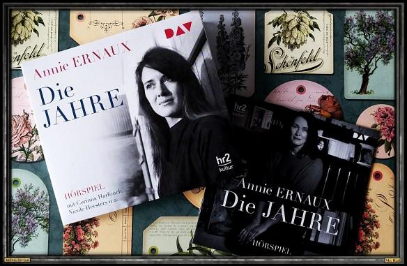 Die Jahre von Annie Ernaux - Astrolibrium