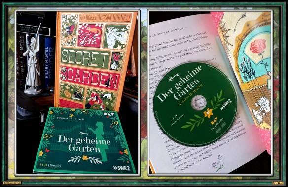 Der geheime Garten - Frances H. Burnett - Astrolibrium