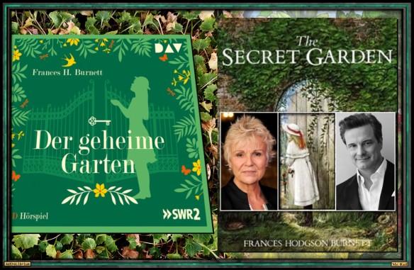 Der geheime Garten - Frances H. Burnett - 2019 als Film mit Colin Firth