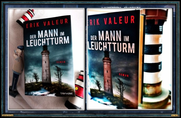 Der Mann im Leuchtturm von Erik Valeur - Astrolibrium
