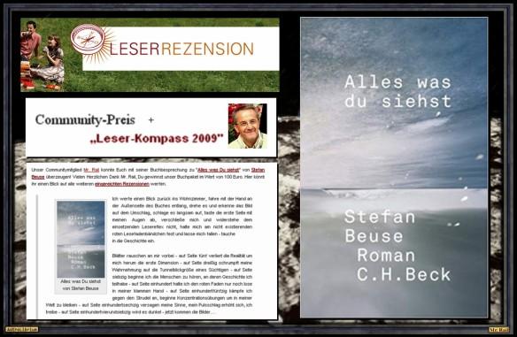 Die Ziege auf dem Mond von Stefan Beuse und Sophie Greve - Astrolibrium