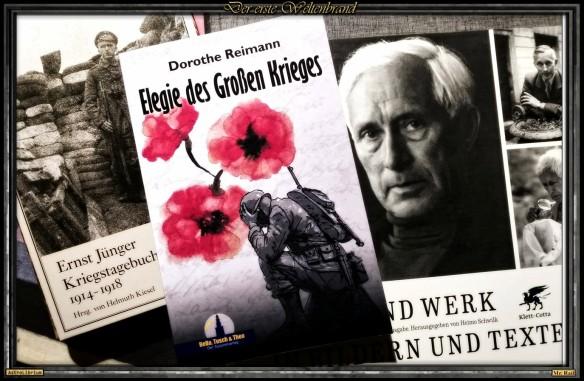 Elegie des großen Krieges von Dorothe Reimann - AstoLibrium