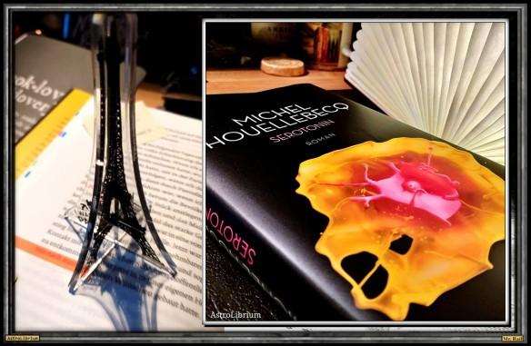 Serotonin von Michel Houellebecq - AstroLibrium