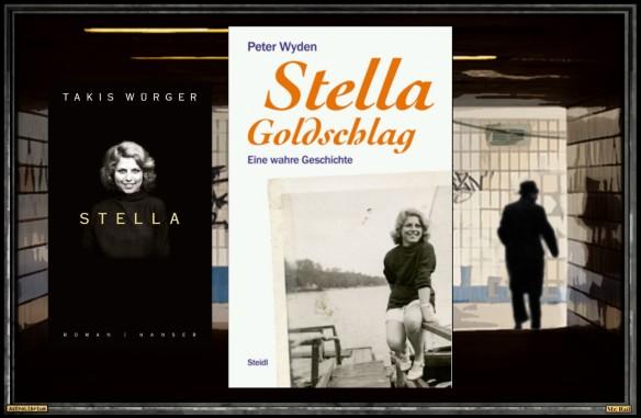 Stella Goldschlag - Eine wahre Geschichte von Peter Wyden - Steidl - Astrolibrium