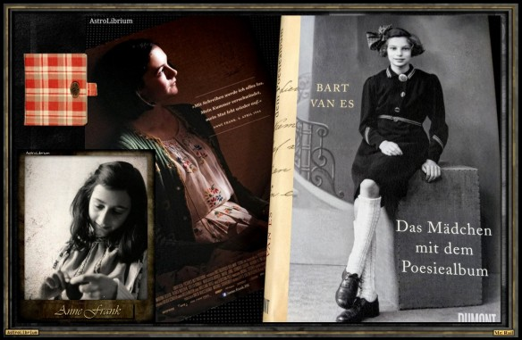 Das Mädchen mit dem Poesiealbum von Bart van Es - Astrolibrium
