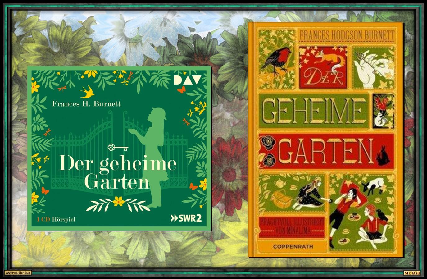 Der Geheime Garten Von Frances Hodgson Burnett Astrolibrium